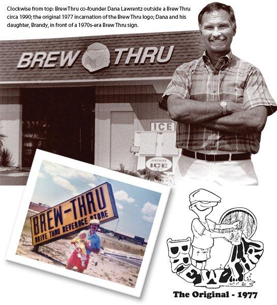 Brew Thru Storefront