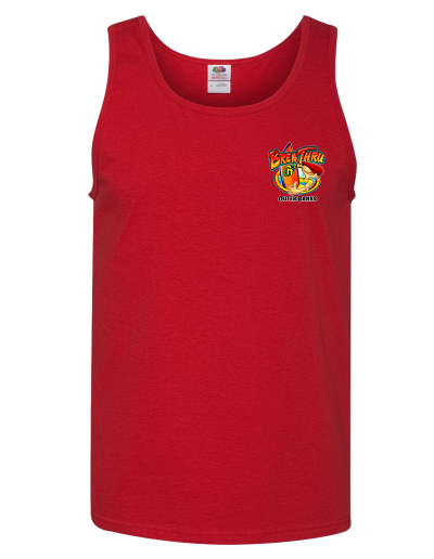 Red Tank - Front